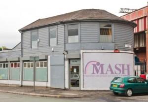 Mash building
