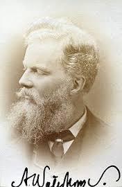 Alfred Waterhouse via Wiki commons
