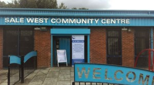 BeKindtoyourmind at Sale West Community Centre