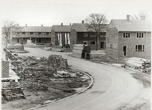Manor Avenue Overspill estate 1964