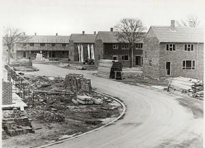 Manor Avenue Overspill estate 1964
