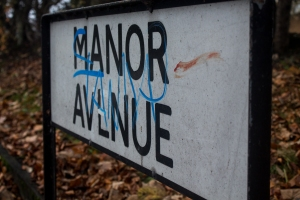 Manor Ave