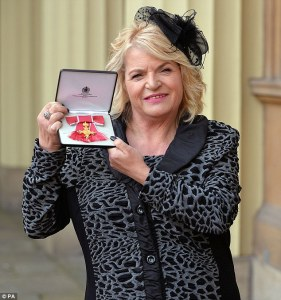 Sylvia OBE