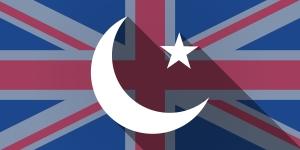 uk muslim flag