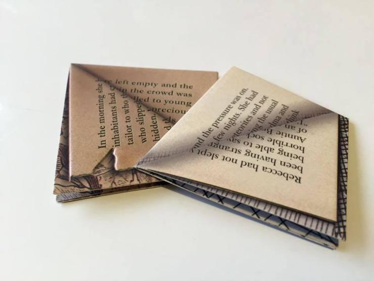 page corners
