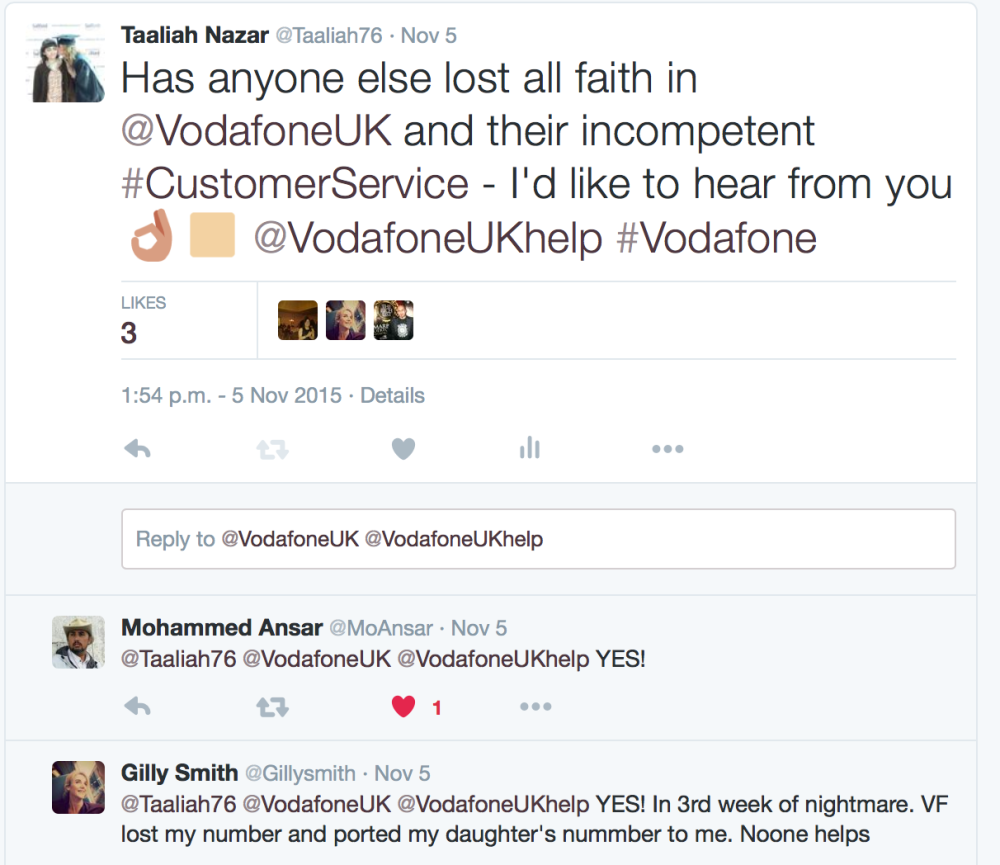 Vodafone Woes.... (2/5)